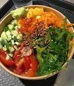 Yummy Salmon Bowl