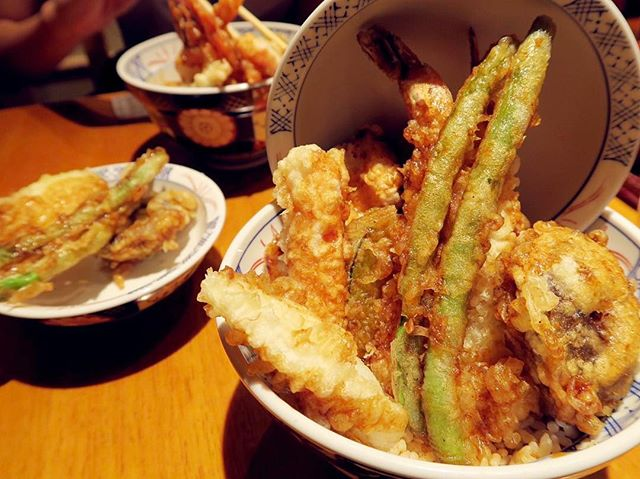 Kohaku Tendon, Spicy Flavour - $15.