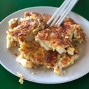 Crispy White Carrot Cake @ Bukit Timah Food Centre