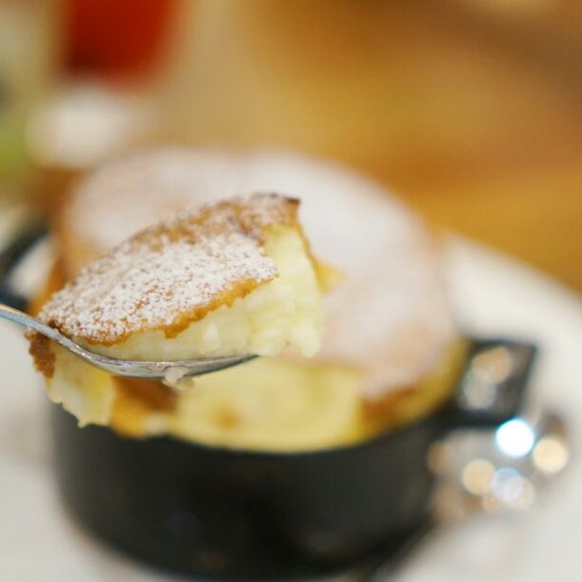 How Fast Do You Sink? Hopefully Not As Fast As A Soufflé!
