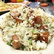 Awesome Luncheon meat fried rice