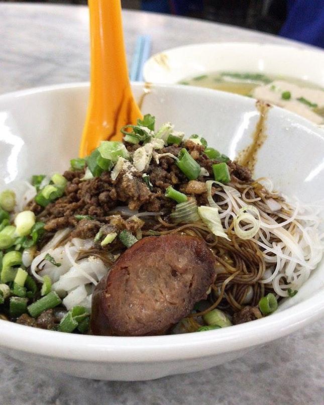 Chee Yuk Yuen -Pork Noodles