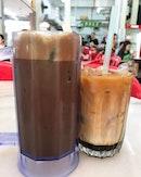 Kopitiam vibes: Where's your favourite kopi peng/ 3 layer tea fix in Klang valley?