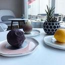 Pretty and interesting  desserts @namelaka.my , Telawi Bangsar~...