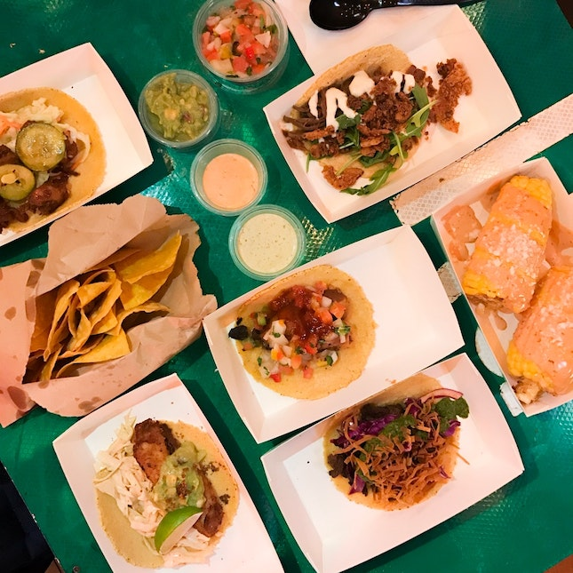 The Lime Truck - TACOS GALORE