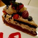 Berry Choco Tart