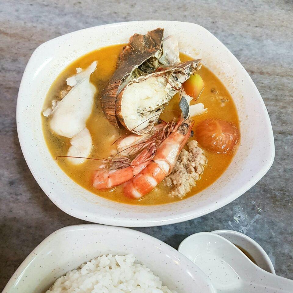 A.S. Seafood Soup 安盛海鲜汤 (Bedok)