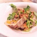 Foie gras & beef gyoza 😋🍴🍷#Torii #japfusion