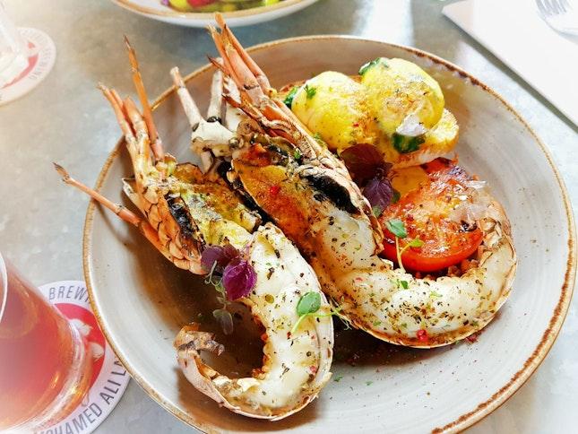 Lobster Egg Ben