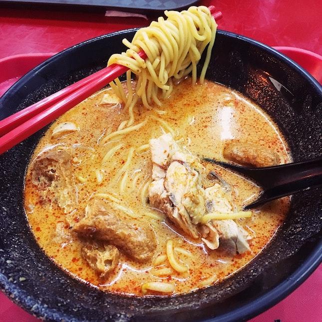 Hougang Street  Food