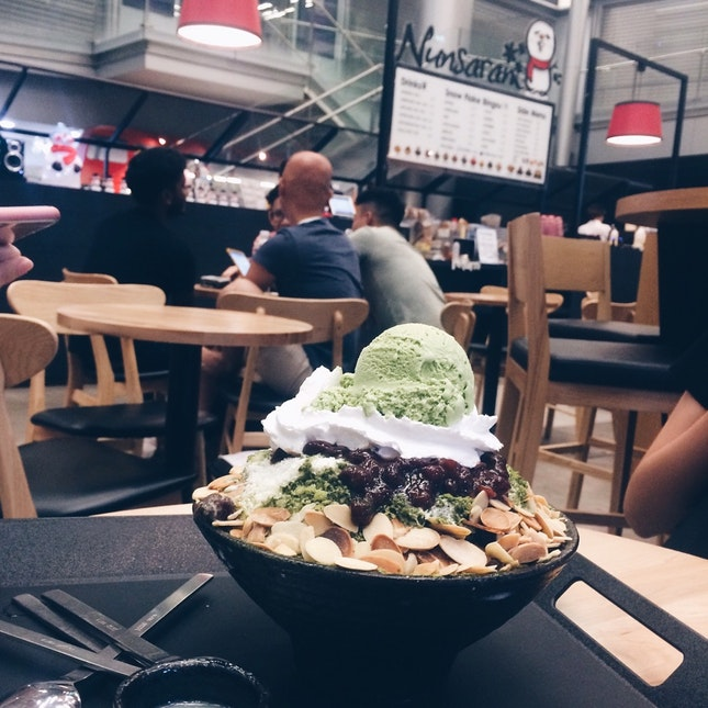 Korean Bingsu