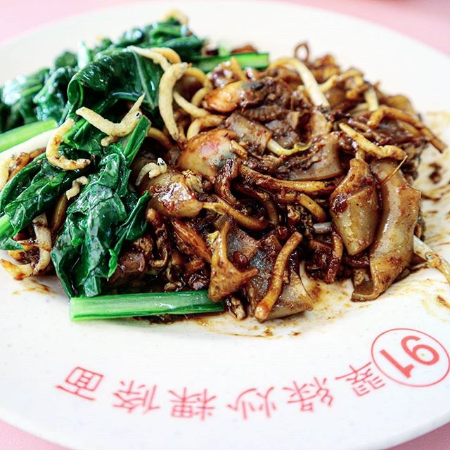 A healthy version of the sinful charkwayteow.