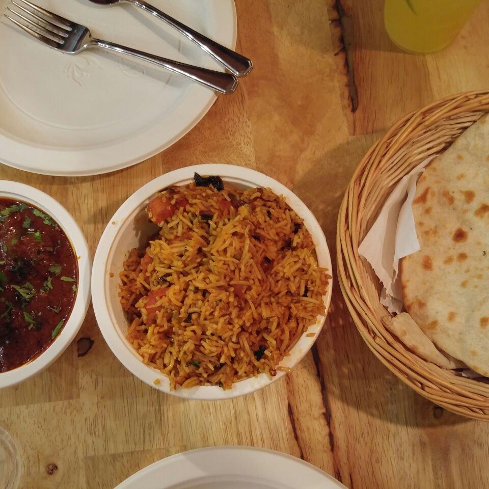 Indian food For Deepavali!