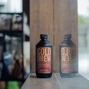 Cold brew - just a spoonful of sugar, helps the medicine go down - #hungryhungrymonster #burpple #klcafe #pulpbypapapalheta