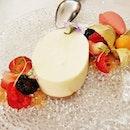 Cheesecake (SGD $15) @ La Ventana.