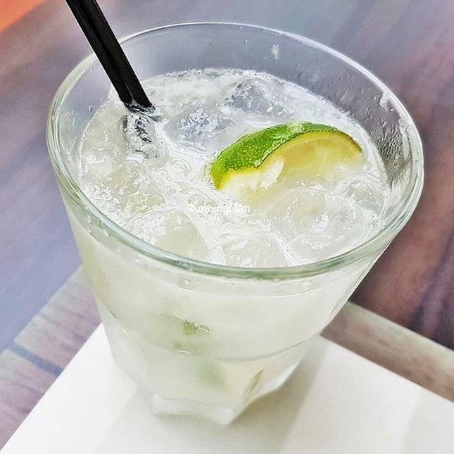 Caipirinha Cocktail (SGD $14) @ Carnivore Brazilian Churrascaria.
