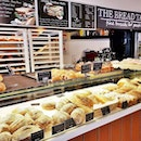 Smell of Freshly Baked Bread @ The Bread Table.