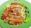 Stewed Beef Brisket & Beef Tendon Noodles (SGD $6) @ Master Tang Wanton Mee.