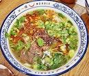 Signature Beef La Mian Noodles (SGD $8.65 / $11.95) @ Nuodle.