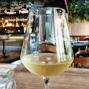 Wine Denominación De Origen Rías Baixas Vionta Albariño (SGD $15) @ La Cala.
