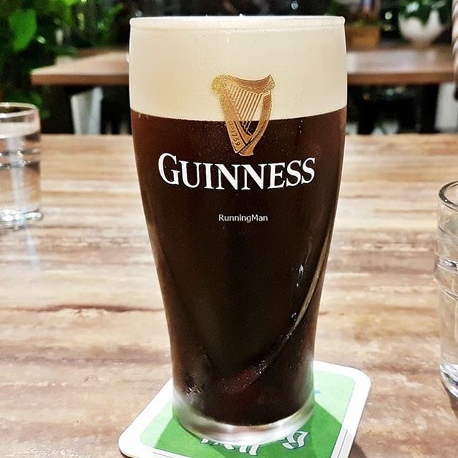Beer Guinness Draught Stout (SGD $9.90) @ Black & Ink.