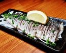 Shime Saba / Seared Mackerel Fish Marinated With Vinegar (SGD $18.80) @ Q-WA Bar & Yakitori.