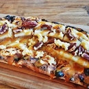 Banoffee Plank Pizza (SGD $14.50) @ Plank Sourdough Pizza.