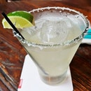 Cocktail Margarita Lime (SGD $18) @ Lower East Side Taqueria.