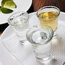 Tasting Flight Tequila & Mezcal (SGD $32) @ Lower East Side Taqueria.