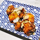 Gochujang Cauliflower (SGD $6.80) @ NUDE Seafood.