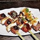 Skewers, So Many Skewers @ Sumire Yakitori House.