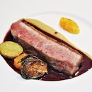 Roasted Irish Duck Rouennaise @ Pixy.