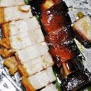 Char Siu & Roast Pork (SGD $20) @ Izy Fook.