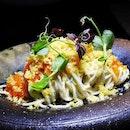 Cold Capellini Noodles (SGD $15) @ Izy Fook.