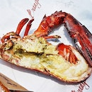 Lobster, Steamed (SGD $65) @ Burger & Lobster.