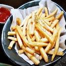 Skinny Truffle Fries (SGD $16) @ The Gong.