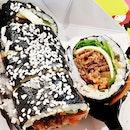 Gimbap Bulgogi Beef (SGD $8.90) @ Jinjja Chicken.