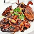 Gan Xiang Crab (SGD $49.90 for 3 crabs) @ Diamond Kitchen.