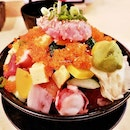 Chirashi Don (SGD $23.80) @ Donburi King.