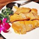 Salt Baked Chicken (SGD $22.80 Half / $38.80 Whole) @ Yun Nans Restaurant.