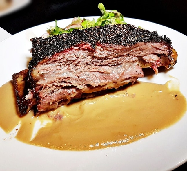 Beef Short Rib (SGD $48) @ MeatSmith.