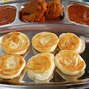 #srisunexpress becoming my go to place for my prata fix.