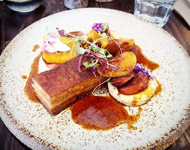 Previous post of Pork Belly remind me of our last trip in Melbourne @roundbirdlilydale .