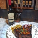 Baby Back Ribs $25 @wine_mansion .