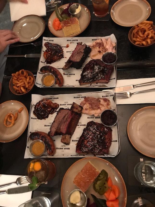 Meat Platter For 2 ($120 each)