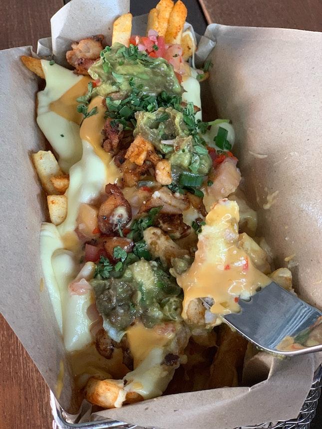 Mexicano Taco Fries