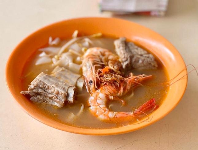 River South (Hoe Nam) Prawn Noodles