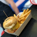 Hougang Corner Burger