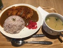 Chicken Curry Cutlet