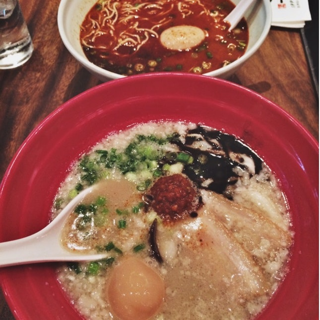 Why Stay Soba When You Can Get Drunk On Ramen?